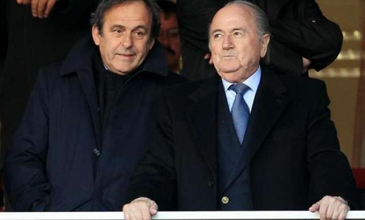 fifa reduces ban on sepp blatter and michel platini to six