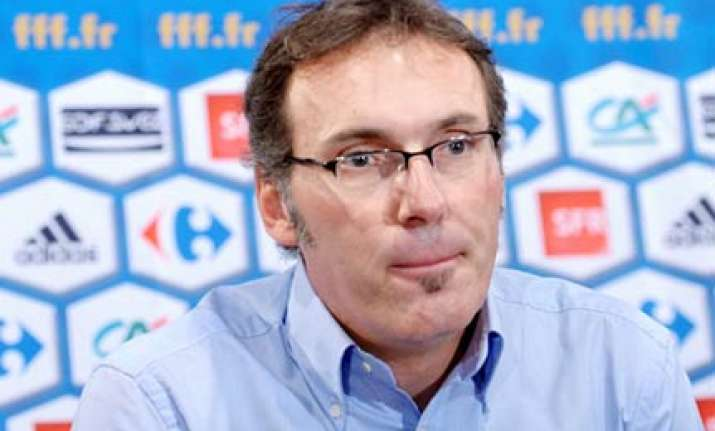 french coach questions varying bans over world cup strike