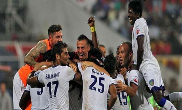 isl chennaiyin fc take on kerala blasters in first home
