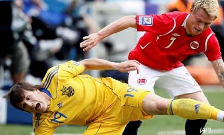 ukraine passes uefa test on euro 2012 preparations