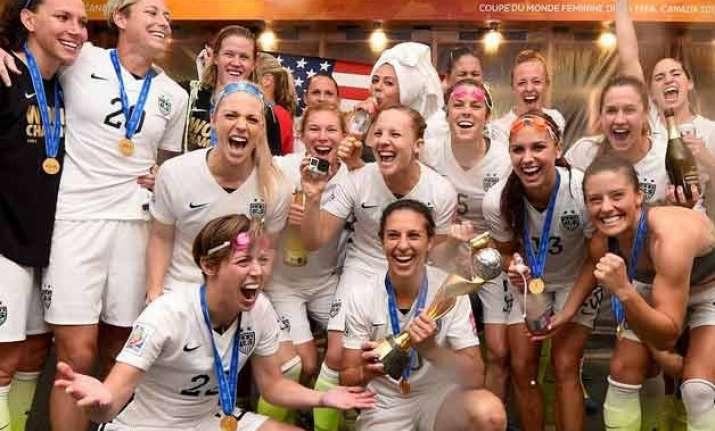 fifa women s world cup winners