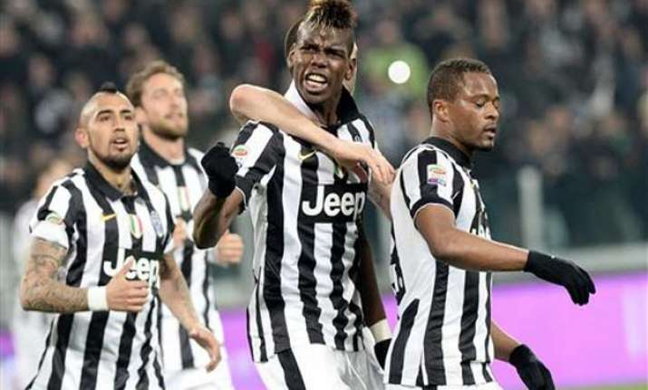 late pogba strike gives juventus 1 0 win over sassuolo