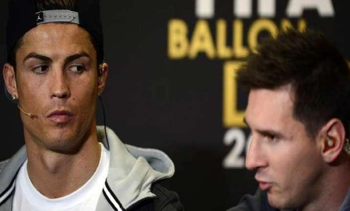 ronaldo can overtake messi to win more ballon d or zidane