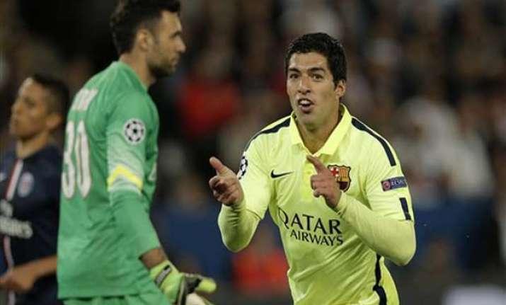 barcelona beats psg 3 1 in cl quarterfinal