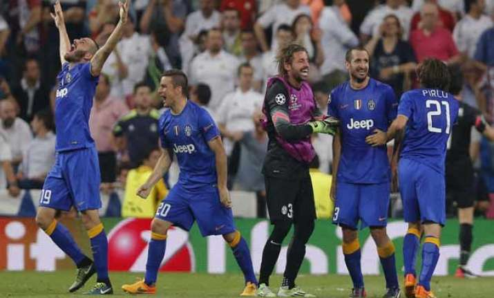 juventus draws 1 1 with real madrid to reach cl final