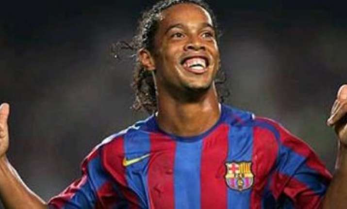 mexico club threaten to sack ronaldinho