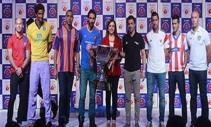 isl will change the face of indian football tendulkar