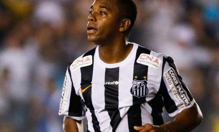 robinho rescinds ac milan contract