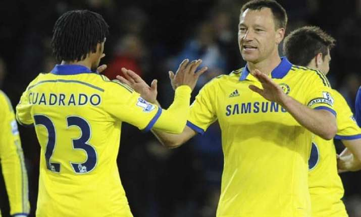 chelsea beats leicester 3 1 a win away from league title