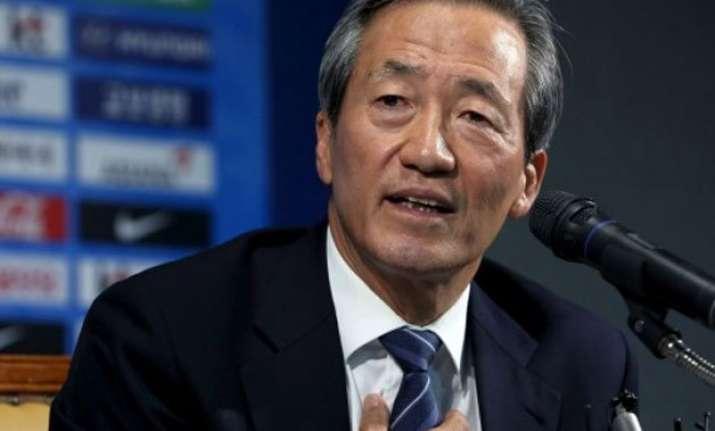 chung mong joon wants to replace sepp blatter at fifa