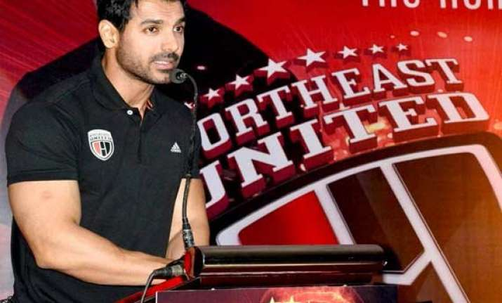 success of isl important for indian football john abraham