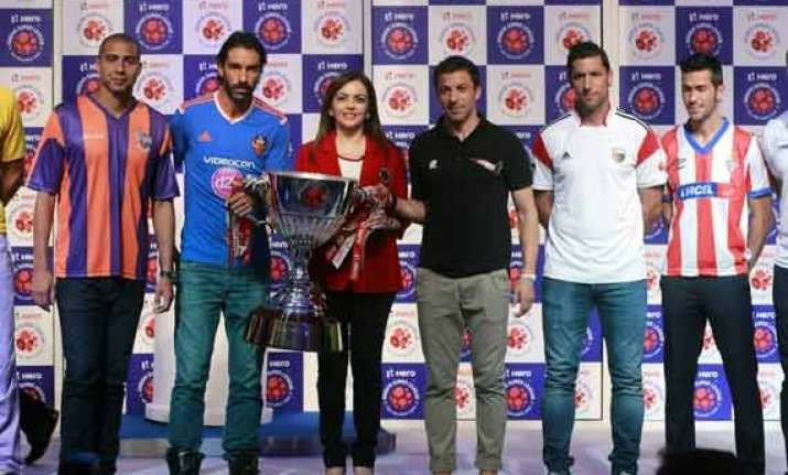 isl gives indian football a re launch pad