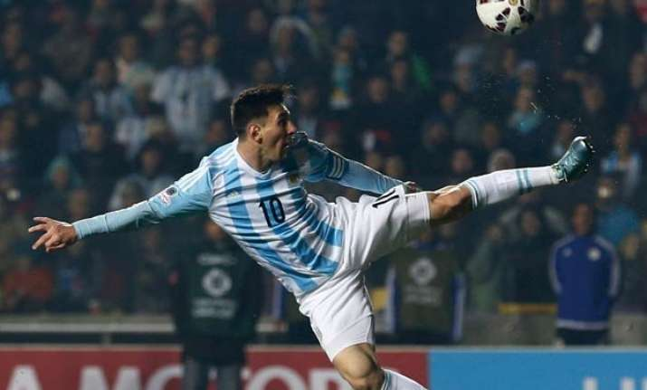 messi laments copa america loss
