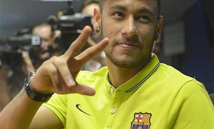 barcelona club member to drop suit against neymar