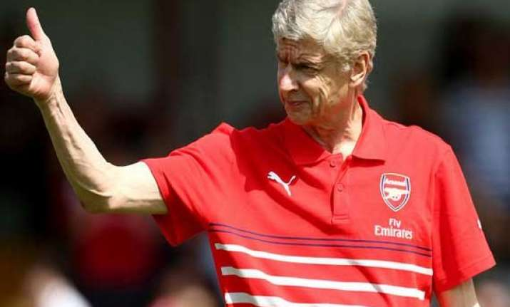 arsenal will win epl within three years wenger