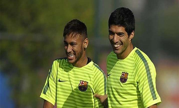 luis suarez will do big things in barcelona neymar
