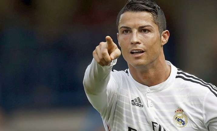 cristiano ronaldo voted europe s top footballer