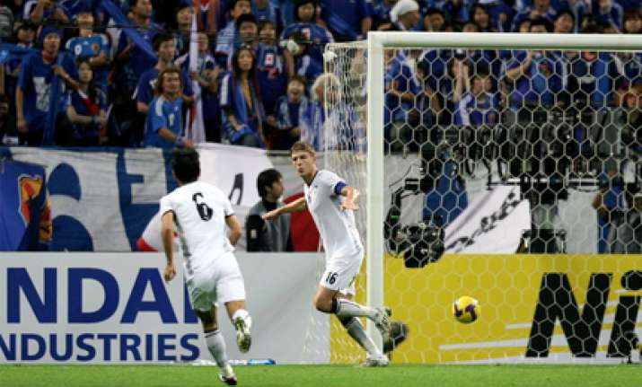 algeria cameroon tunisia target world cup soccer 2010