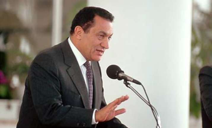 mubarak says he will not tolerate humiliation of egyptians