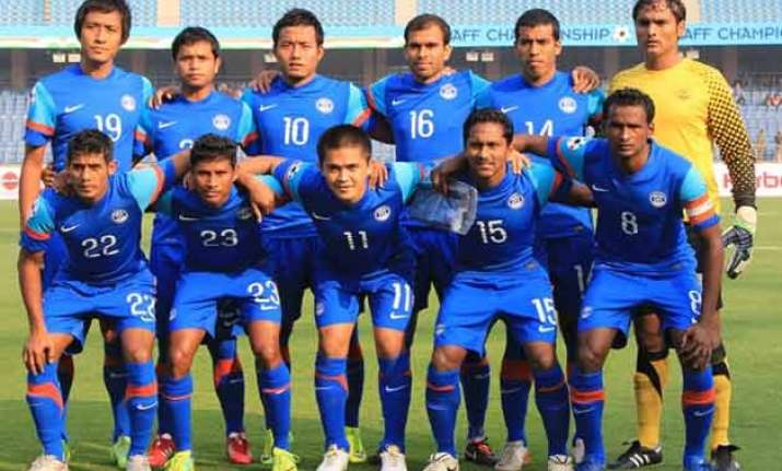 indian football team slumps to another historical low