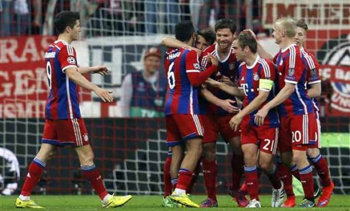 bayern can seal bundesliga title with 4 matches to spare