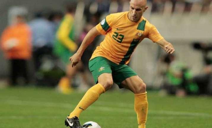 mark bresciano retires from international football for