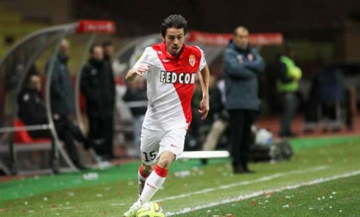 ten man monaco wins 1 0 at nice in french league