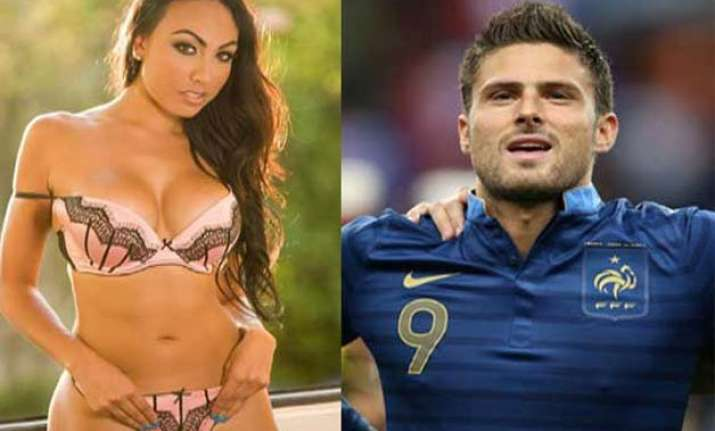 giroud of arsenal will face disciplinary action for