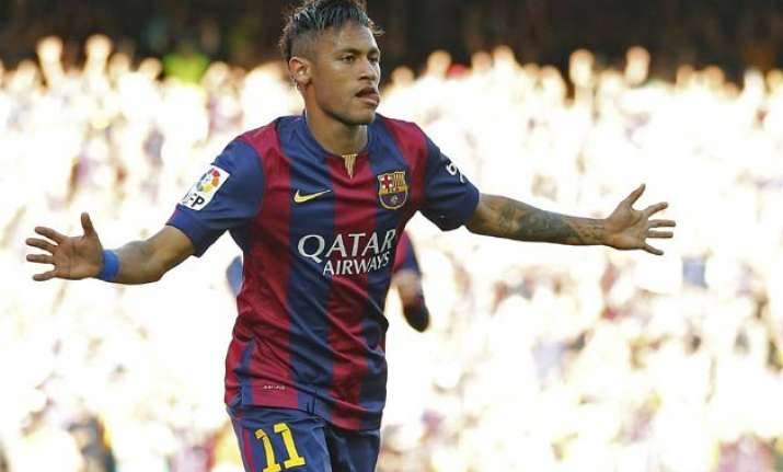 barcelona 1 win away from la liga title after madrid slips