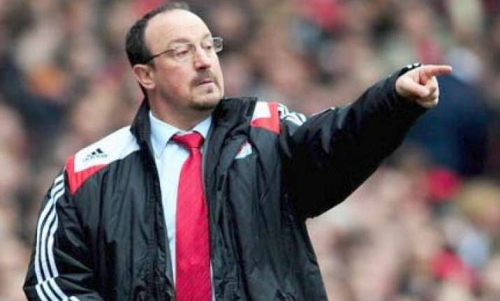 rafa benitez about to leave liverpool reports