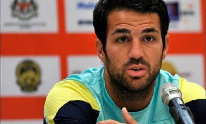 barcelona best team in world cesc fabregas
