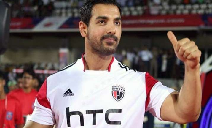 isl john abraham promises strong fight against atletico