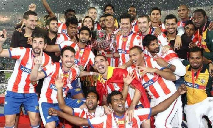 i league indian super league may be merged aiff
