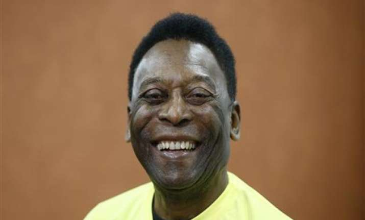 pele backs blatter for 5th term running fifa