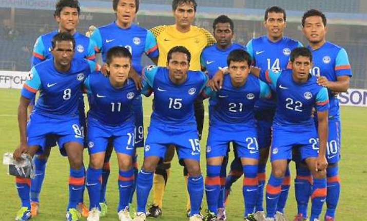 india beat sri lanka 3 0 to reach saff championship semis
