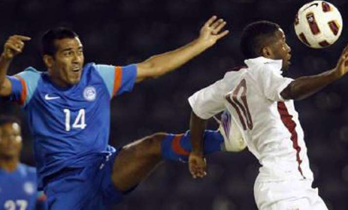 india stun qatar 2 1 in international friendly