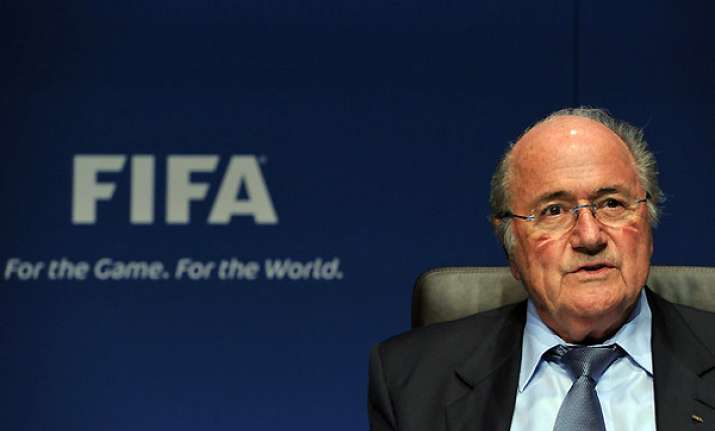india to capitalize on blatter visit