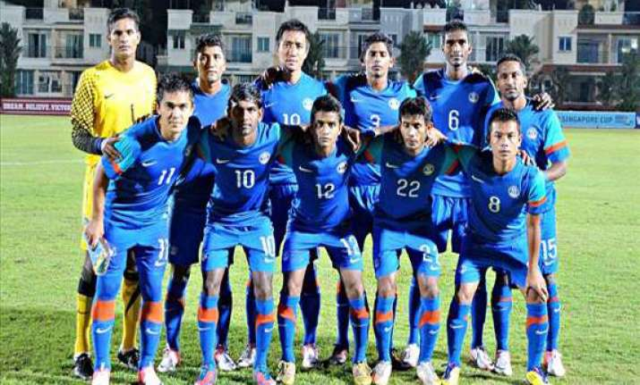 india s soccer friendly against yemen cancelled