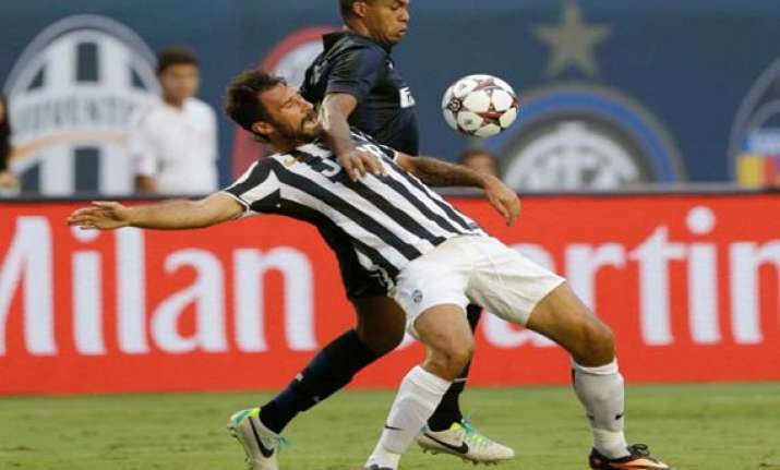 inter milan gets 7th place in friendly tournament