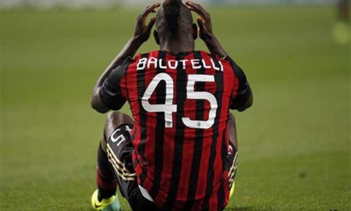 italy coach cesare defends balotelli call up despite ban