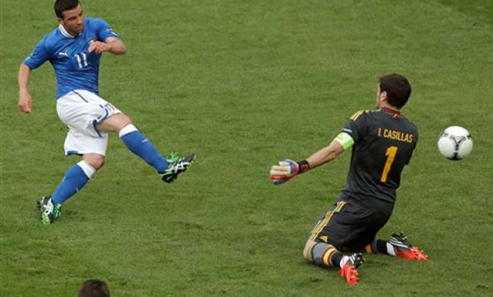 italy basking in compliments after draw with spain