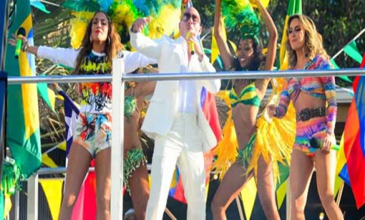 jlo and pitbull release official 2014 world cup video we