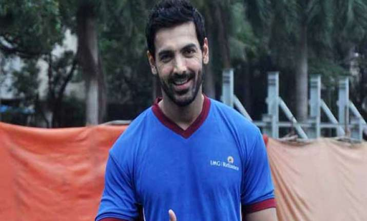 john abraham to promote 2014 fifa world cup in india