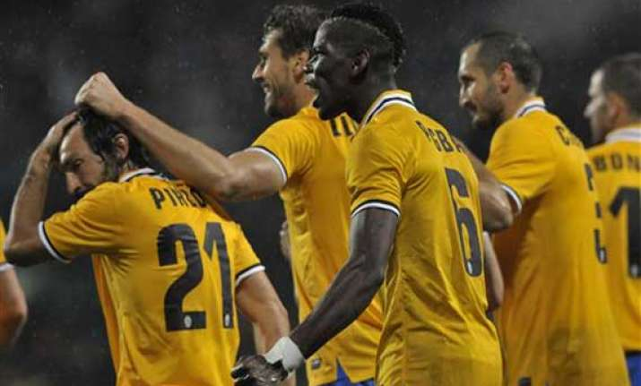 juventus wins 3 1 at lowly sassuolo in serie a