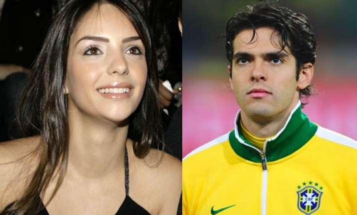 know caroline celico the sexy wife of footballer kaka