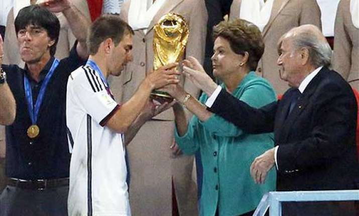 know german world cup winning captain lahm who retires from