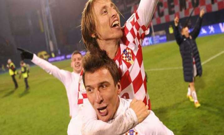 know about croatia world cup soccer team