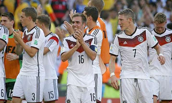 know how germany has became the most consistent side in the