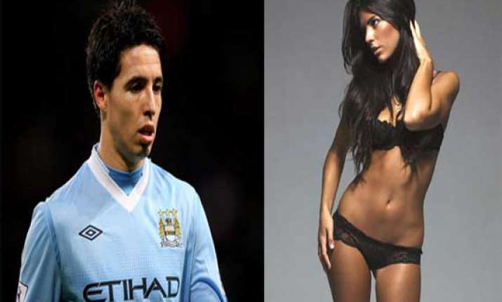 know why star footballer samir nasri s g/f anara atanes is