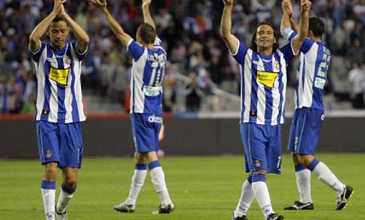 late goals give espanyol 3 2 win over mirandes